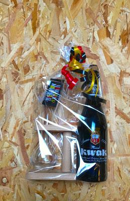 Cadeau koetsiersglas Kwak met Kwak 75cl