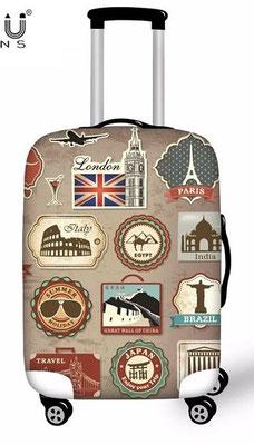como personalizar tu maleta, tips para viajeros, comprar accesorios para maleta, identificador de maleta