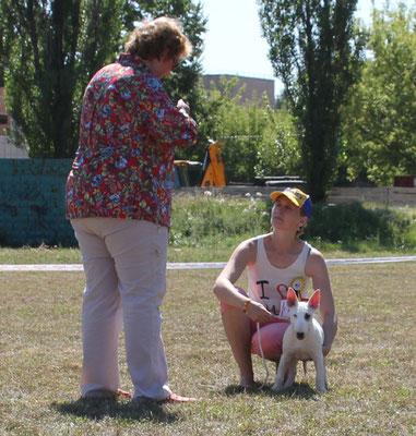 FINEOLA FROM UKR MILKY WAY - BOB BABY