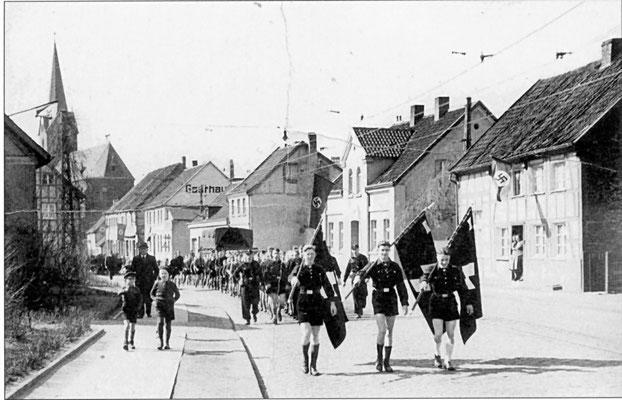 NS-Jungvolk Alt-Marl, Hochstraße, 1941