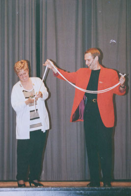 1994 -Auftritt Pfingsten in Steineberg