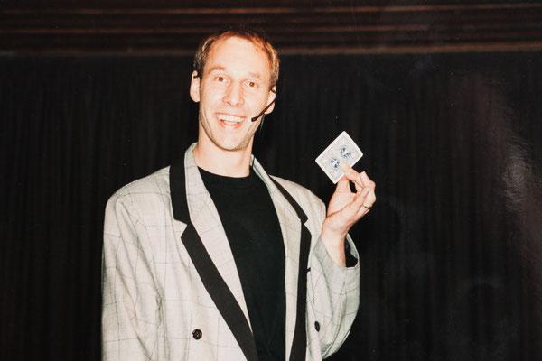 1995 - Auftritt Pfingsten in Winterberg