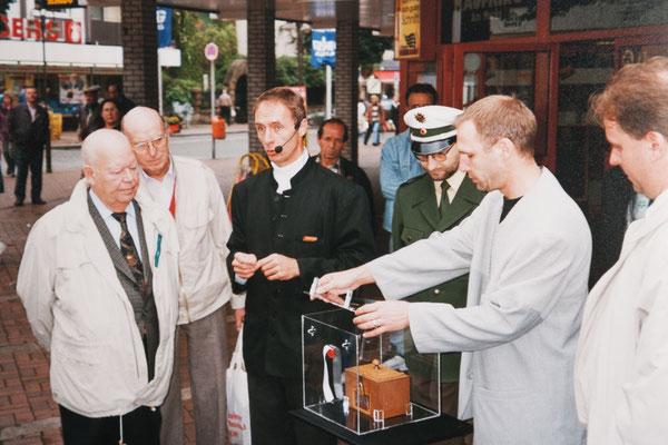 1998 - Schlagzeilenvorhersage Vorentscheidung Deutsche Meisterschaften im Zaubern