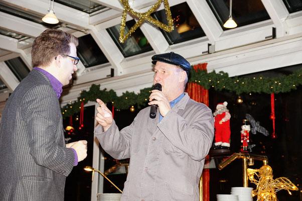 2014 - Adventszeit, Hotel im Glück mit Maik M. Paulsen