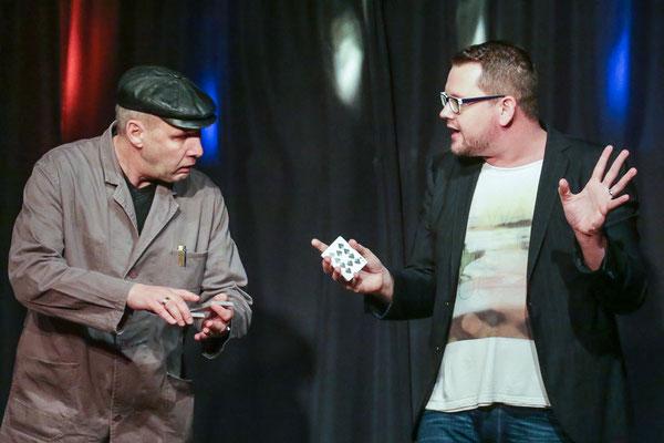 2014 Feier im Zauberkasten Bochum mit Matthias Rauch