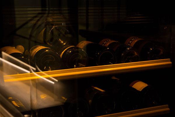 Weinscharnk im Tablo