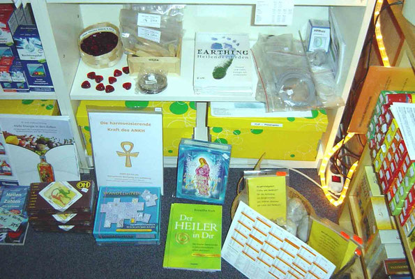 Palo Santo und Earthing Produkte