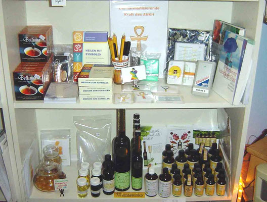 Sensatonics Kräuterbitter, Waldmeisterlikör und Penergetic-Produkte