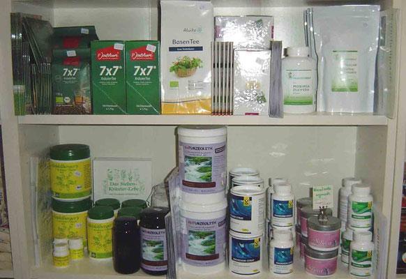 Nahrungsergänzung und Tee