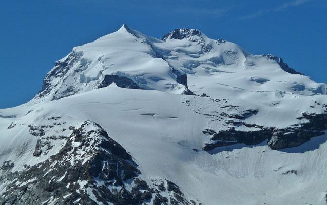 Monte Rosa (Nordend & Dufourspitze)