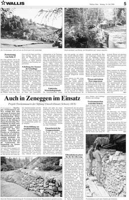 Quelle: FLS-Projekt (Fonds Landschaft Schweiz): Kulturlandschaft Zeneggen (WB-Artikel von 24.7.2000)