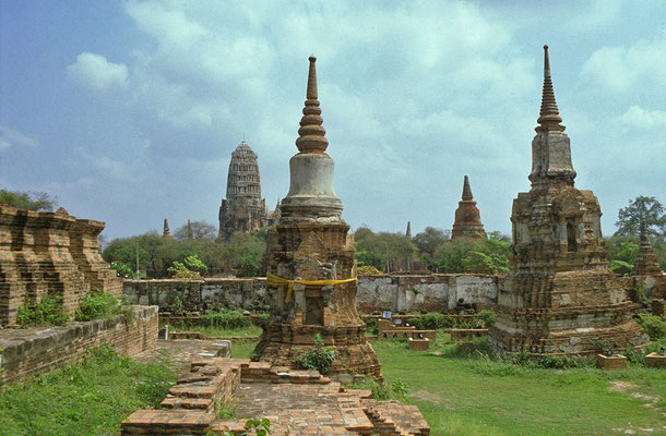 Ayuthaya / Thailand