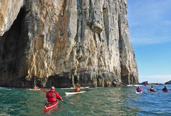 Isola del Tino anlässlich WISKIE 2016 (La Spezia, Italien)