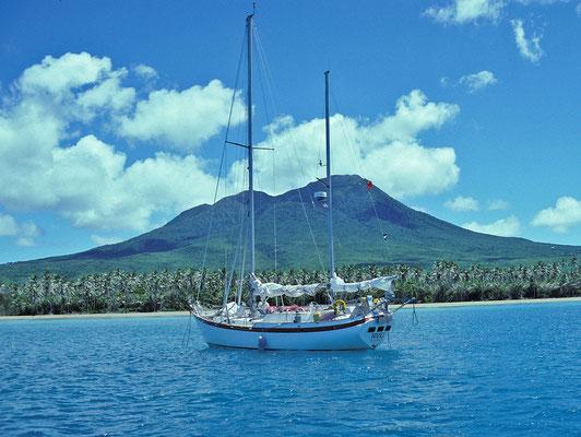 Nevis (Karibik, kleine Antillen)