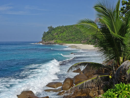 Anse Bazarka (Mahe / Seychelles)