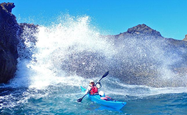 Lanzarote Ostküste 2019 (Foto: Sea Kayaking Lanzarote)