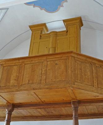 Orgel Bielkapelle