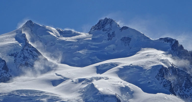 Nordend & Dufourspitze (Monte Rosa)
