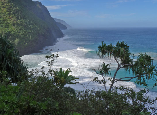 Napali Coast (Kauai  / Hawaiian Islands)