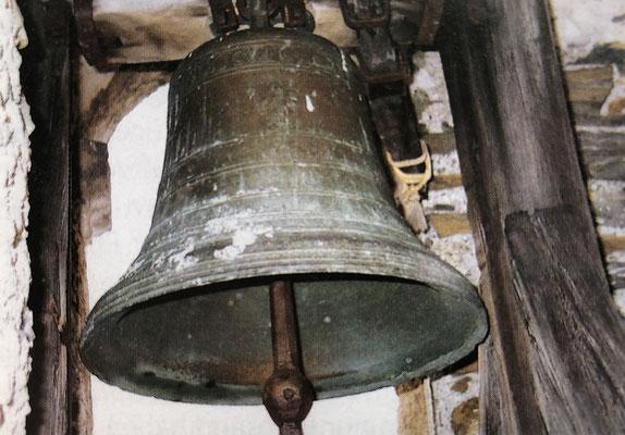 Glocke von 1800 (Glockenturm Bielkapelle)