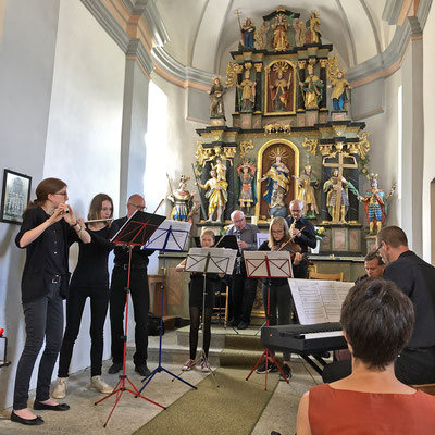 Konzert in der Bielkapelle (Aug 2019)