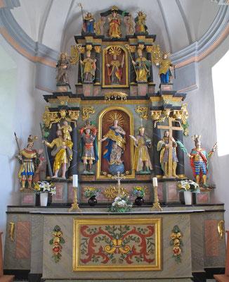 Altar der Bielkapelle