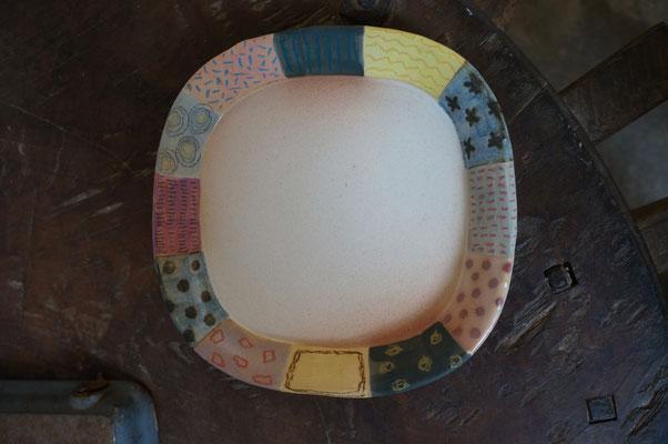 角丸皿(小)
