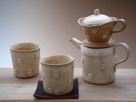 コーヒーポット・ドリッパー