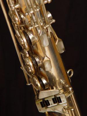 exklusives Modell von Weltklang (der Hersteller heißt eigentlich VEB Sächsische Musikinstrumentenfabrik Klingenthal) mit Perlmutt auf allen Tasten