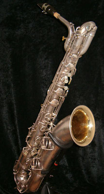 Baritonsaxophon Conn Transitional