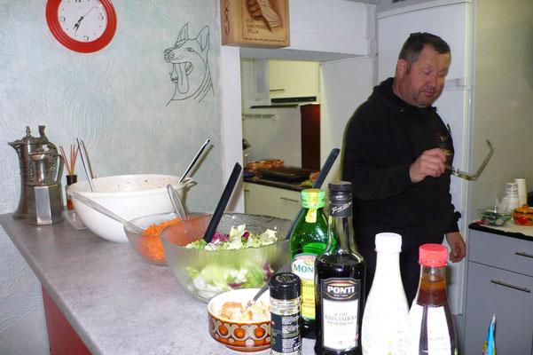 Koch und Obmann