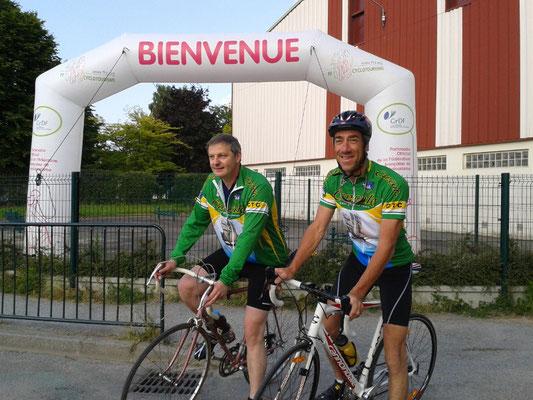 14/06/2014 Cyclocancalaise PY Mahieu et G.Lamiré