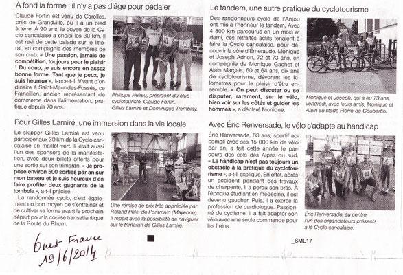 Ouest-France du 19/06/2014-2