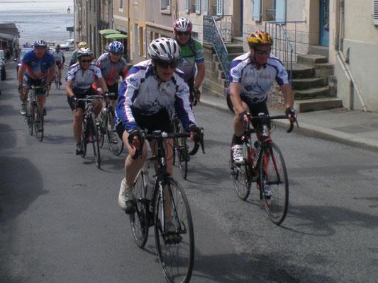 13/06/2015 Cyclocancalaise - Montée du Vaubaudet