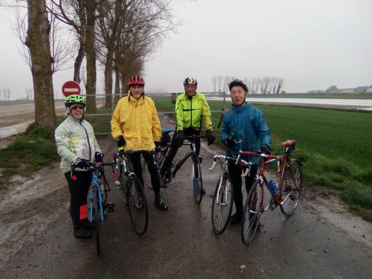 Avril 2018 Rando humide Pleine Fougères