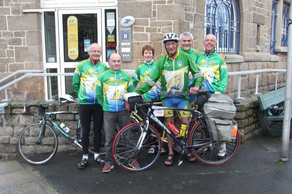 12/06/2012 Départ tour de France Cyclo