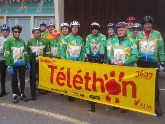 8/12/2012 Participation au téléthon
