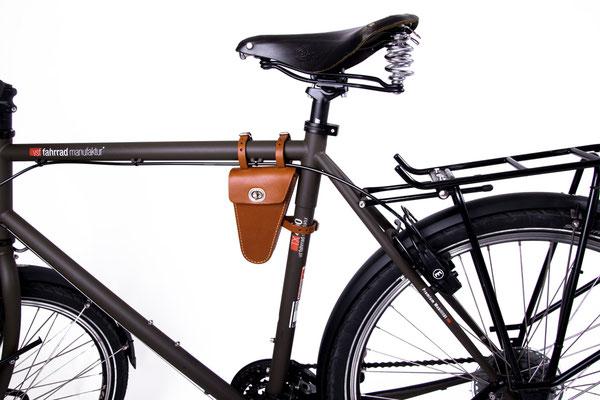 Fahrradtaschen Hofsattlers Webseite