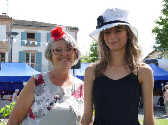 Défilé aux estivales du chapeau 2018 à Caussade