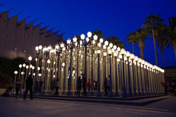 カリフォルニア州立美術館(LACMA)
