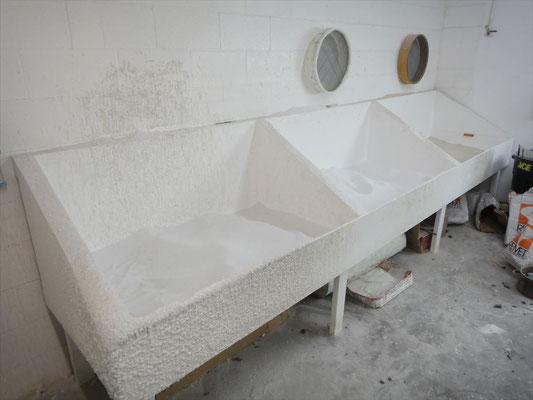 鋳造用の型の材料となるセラミック粉末