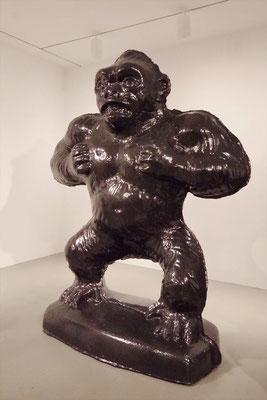 ホイットニー美術館で開催されていたジェフ・クーンズ展
