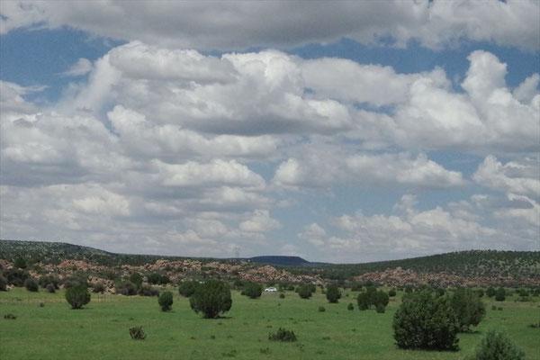 アリゾナの風景
