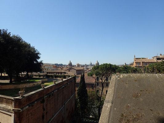 ローマの眺め