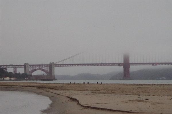 霧の街・サンフランシスコ