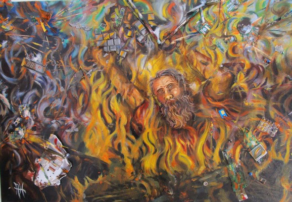 2012, Moses, € 750