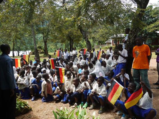 eine Partnerschaft zur Grundschule macht gesundheitliche Projekte möglich