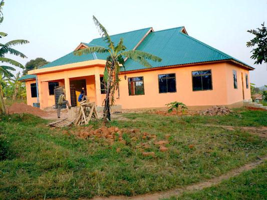 Ende 2015 ist das Gebäude fertig