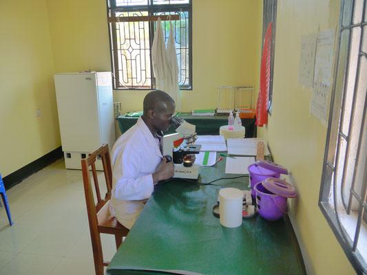 Laboruntersuchungen Grundlage weiterer Behandlungen