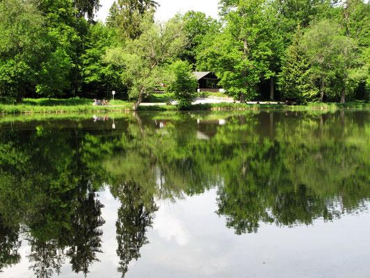 Das Fischerheim am Hölzersee